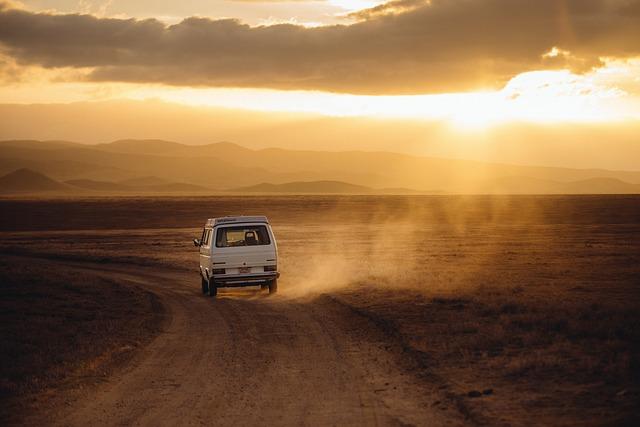 Jak najporządniej jechać do pracy czy na wakacje osobistym autem tak czy nie?